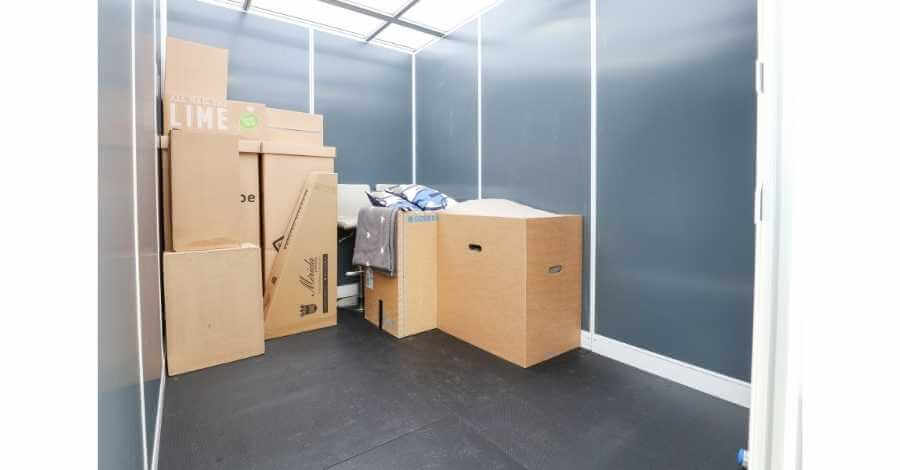 Mr Kennard Storage Module, supplied by The Temporary Solutions Group